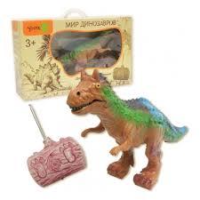 <b>Динозавр на радиоуправлении</b> AMI&CO Карнотавр — купить в ...