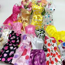 """<b>10 Pcs Lot</b> Fashion <b>Handmade</b> Dresses Clothes For 11"""" Dolls Style ..."""