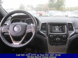 Honda World Conway Used 2015 Jeep Grand Cherokee For Sale At Honda World In Conway