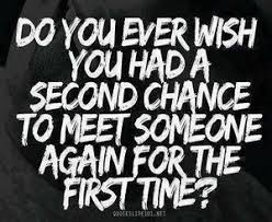 Second Chance - Quotes Photo (35993553) - Fanpop