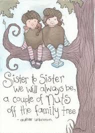 Sister Birthday Quotes on Pinterest | 21 Birthday Quotes, Happy ... via Relatably.com