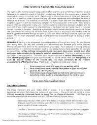 how to write a book analysis essay writing an analysis essay how to write a literary