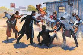 Image result for gunfight at the ok corral images