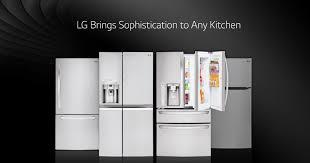 black appliance matte seamless kitchen: with the lg lmxss  cuft super capacity  door french door