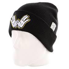 Купить <b>шапку Cayler</b> And <b>Sons</b> Staten Island Beanie Black/Yellow ...