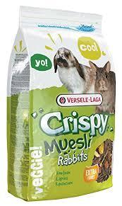 Buy <b>Versele Laga</b> Rabbits <b>Crispy Muesli</b> (2.7 Kg, Multicolor) Online ...