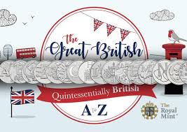 <b>New</b> collection of <b>10p</b> coins - The Royal Mint reveals the A to Z of ...