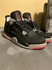 Jordan 4 Athletic Shoes US <b>Size</b> 10.5 for Men for sale | eBay