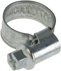 <b>Хомут металлический</b> червячный <b>Вихрь</b> 10-16, 9мм 50 шт