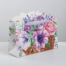 <b>Пакет подарочный</b> «Чудесный день», <b>30</b> × 23 × <b>10 см</b> (3822375 ...