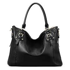 Kattee Women's Vintage Genuine Leather Tote ... - Amazon.com