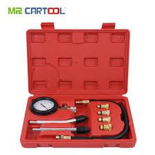 <b>MR CARTOOL</b> Car Engine Cylinder Head Valve Spring Compressor ...