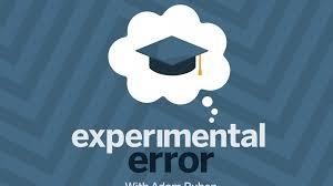 how not to apply to grad school science aaas experimental error graduate