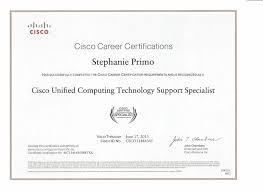 the primo family cisco career certifications the primo family