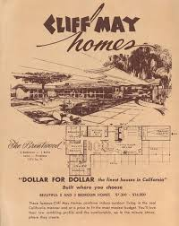 ranch house designs Archives   The Writing DisorderCliff May advertisement