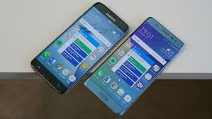 'Most' Galaxy Note 7 users are 'basically switching to a Galaxy S7'