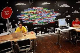 google techstop cool computer setups wooden floor amazing home office setups
