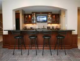 decorationsspectacular home bar contemporary design over globe pendant light plus grey marble top adorable built home bar cabinets tv