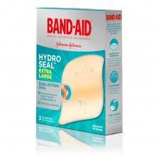HYDRO SEAL® <b>Wound</b> Care Collection | <b>BAND</b>-<b>AID</b>® Brand ...
