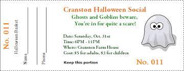 best images of door prize ticket template printable  sample  halloween raffle tickets template
