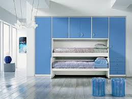 compact wooden loft bed for two combined blue wardrobe cupboard of f ikea bedroom bedroom compact blue pink