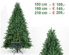 Premium artificial <b>Christmas trees</b>