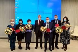 Almazov National <b>Medical</b> Research Centre