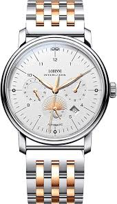 <b>Men</b> Wrist <b>Watch</b>,<b>Mens</b> Automatic <b>Watches</b> LOBINNI <b>Man</b> Luxury ...