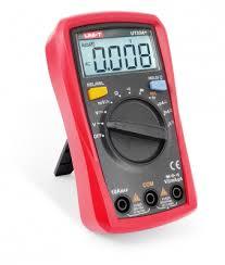 Цифровой <b>мультиметр UNI-T UT33A+</b> купить в Микромир ...