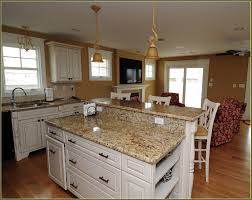 kitchen cabinets with granite countertops: white kitchen cabinets with granite countertops photos