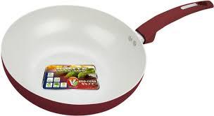 <b>Сковороды ViTESSE</b>: сковородки-гриль с керамическим ...