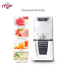 <b>ITOP</b> Commercial <b>Ice</b> Fruit Blender Mixer 1800W <b>Powerful Ice</b> ...