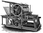 Images & Illustrations of printing press