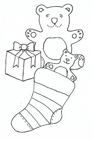 pencil museum kids drawing templates christmas stocking