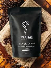 <b>Black Label Coffee</b> | Aromas Australia Online Shop