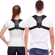 <b>Back</b> Posture <b>Corrector Belt</b> Adjustable Clavicle Spine Men ...