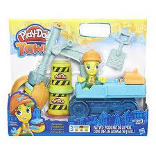 <b>Экскаватор Hasbro Play</b>-<b>Doh</b> (B6283)