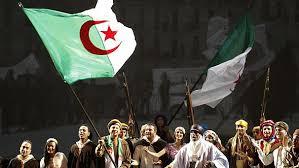 Resultado de imagem para Independencia da Argelia