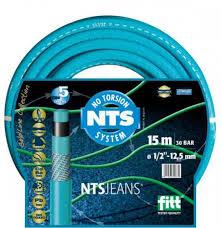 Садовый <b>шланг Fitt NTS Jeans</b> 3/4' 25 м купить в Москве, цена 4 ...