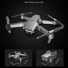 <b>E68</b> Foldable Drone 2.4G <b>WIFI FPV</b> 4K 1080P 720P Camera ...