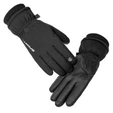 <b>Q907 Male Outdoor</b> Sports Cycling Gloves Cold-proof and Velvet ...