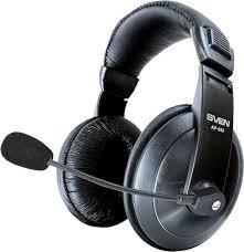 Игровые <b>наушники Sven AP-860MV</b> - купить наушники СВЕН AP ...
