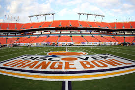 Image result for Orange Bowl
