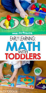 early learning math toddlers busy toddler what s your favorite math activity for toddlers