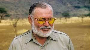 Resultado de imagen para Ernest Hemingway