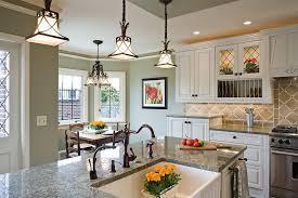 beautiful seafoam green look seattle traditional kitchen remodeling ideas with breakfast nook gray walls island lighting kitchen island pendant lighting breakfast nook lighting