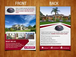 modern professional flyer design for christopher thomas by sd web flyer design by sd web creation for real estate brokerage informational handbill design 10517215