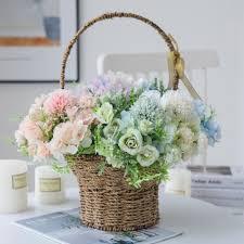 1 букет, 36 маленьких бутонов, искусственные <b>цветы</b>, шелковые ...