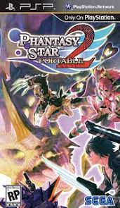 PLAYING ONLINE - Phantasy Star <b>Portable 2</b> Infinity Mini-Guide