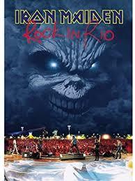 <b>Iron Maiden</b>: <b>Rock</b> In Rio [DVD]: Amazon.co.uk: Iron Maiden: DVD ...